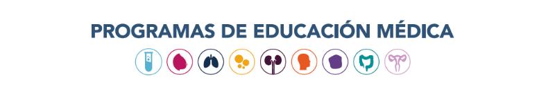 Programas de Educación Médica