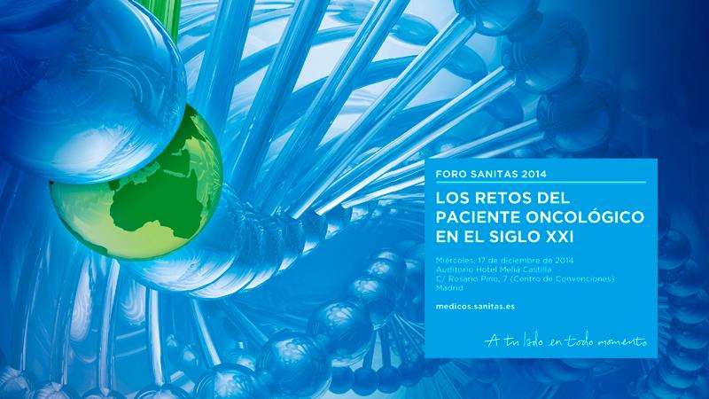 LOS RETOS DEL PACIENTE ONCOLÓGICO EN EL S.XXI 2014
