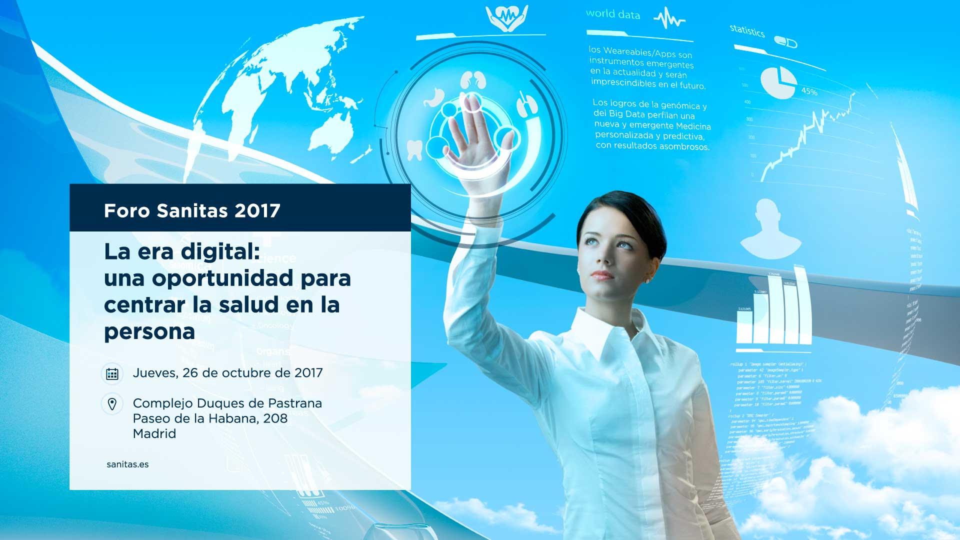 La era digital: una oportunidad para centrar la salud en la persona