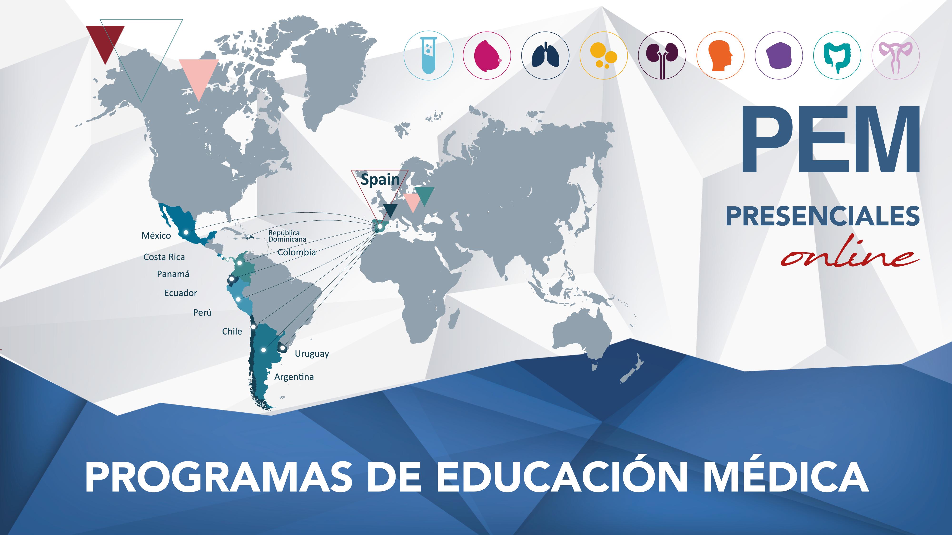 Programas de Excelencia en Educación Médica en España
