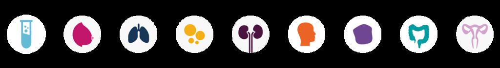 programas-de-educacion-medica-iconos